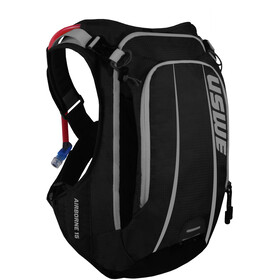 USWE Airborne 15 Backpack, black/grey